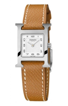 Hermes H Hour Quartz Petite TPM Ladies watch, model number - 037875WW00, discount price of £1,332.00 from The Watch Source