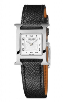 Hermes H Hour Quartz Petite TPM Ladies watch, model number - 037877WW00, discount price of £1,332.00 from The Watch Source