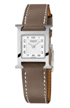 Hermes H Hour Quartz Petite TPM Ladies watch, model number - 037883WW00, discount price of £1,332.00 from The Watch Source