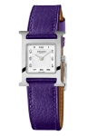Hermes H Hour Quartz Petite TPM 037885WW00 watch