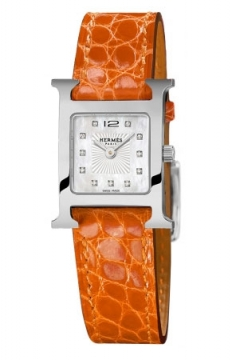 Hermes H Hour Quartz Petite TPM Ladies watch, model number - 037889WW00, discount price of £2,025.00 from The Watch Source