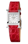 Hermes H Hour Quartz Petite TPM 037890WW00 watch
