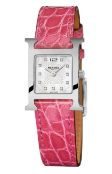 Hermes H Hour Quartz Petite TPM Ladies watch, model number - 037891WW00, discount price of £2,025.00 from The Watch Source