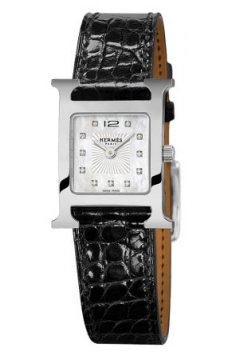 Hermes H Hour Quartz Petite TPM Ladies watch, model number - 037892WW00, discount price of £2,025.00 from The Watch Source