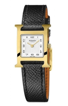 Hermes H Hour Quartz 17.2mm w037894WW00 watch