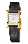 Hermes H Hour Quartz Petite TPM 037894WW00 watch