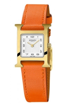 Hermes H Hour Quartz Petite TPM Ladies watch, model number - 037895WW00, discount price of £1,449.00 from The Watch Source