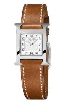 Hermes H Hour Quartz Petite TPM Ladies watch, model number - 037961WW00, discount price of £1,449.00 from The Watch Source