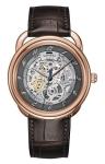 Hermes Arceau Squelette Automatic TGM 41mm 038016WW00 watch