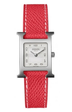 Hermes H Hour Quartz Small PM Ladies watch, model number - 038276WW00, discount price of £1,332.00 from The Watch Source