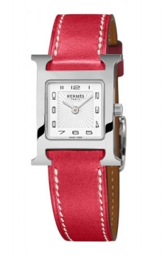 Hermes H Hour Quartz Medium MM Ladies watch, model number - 038592WW00, discount price of £1,386.00 from The Watch Source