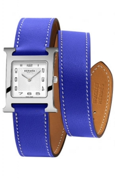 Hermes H Hour Quartz Medium MM Ladies watch, model number - 038969WW00, discount price of £1,476.00 from The Watch Source