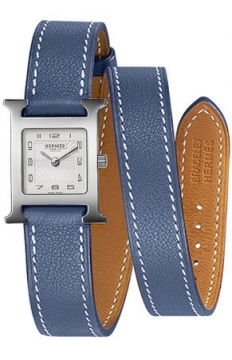 Hermes H Hour Quartz Small PM Ladies watch, model number - 039196WW00, discount price of £1,422.00 from The Watch Source