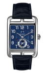 Hermes Cape Cod GMT Automatic Large TGM 039212WW00 watch