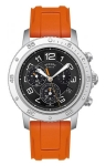 Hermes Clipper Chrono Alarm Quartz TGM 41mm 039342WW00 watch