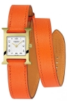 Hermes H Hour Quartz Petite TPM 039351WW00 watch