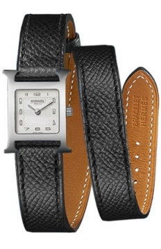Hermes H Hour Quartz Petite TPM Ladies watch, model number - 039357WW00, discount price of £1,422.00 from The Watch Source
