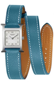 Hermes H Hour Quartz Petite TPM Ladies watch, model number - 039360WW00, discount price of £1,422.00 from The Watch Source