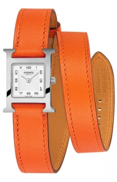 Hermes H Hour Quartz Petite TPM Ladies watch, model number - 039363WW00, discount price of £1,449.00 from The Watch Source