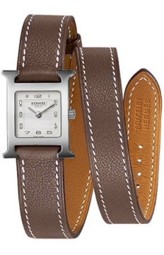 Hermes H Hour Quartz Petite TPM Ladies watch, model number - 039364WW00, discount price of £1,422.00 from The Watch Source