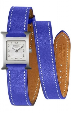 Hermes H Hour Quartz Petite TPM Ladies watch, model number - 039366WW00, discount price of £1,422.00 from The Watch Source