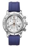 Hermes Clipper Chrono Quartz GM 36mm 039387WW00 watch