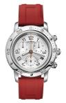 Hermes Clipper Chrono Quartz GM 36mm 039388WW00 watch
