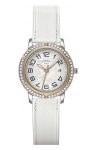 Hermes Clipper Quartz MM 28mm 039412WW00 watch