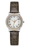 Hermes Clipper Quartz MM 28mm 039413WW00 watch