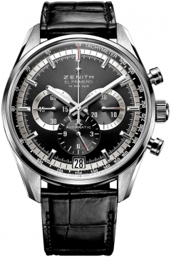 Zenith El Primero 36'000 VpH 42mm Mens watch, model number - 03.2040.400/21.c496, discount price of £5,070.00 from The Watch Source
