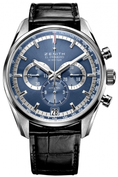 Zenith Chronomaster El Primero 42mm Mens watch, model number - 03.2041.400/51.c496, discount price of £5,325.00 from The Watch Source