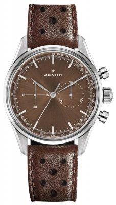 Buy this new Zenith Chronomaster Heritage 146 03.2150.4069/75.c806 mens watch for the discount price of £4,565.00. UK Retailer.