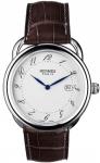 Hermes Arceau Quartz GM 38mm 040108WW00 watch