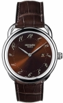 Hermes Arceau Quartz GM 38mm 040127WW00 watch
