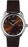 Hermes Arceau Quartz GM 38mm 040131WW00 watch