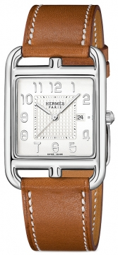 Hermes Cape Cod Quartz Medium GM Ladies watch, model number - 040183ww00, discount price of £1,651.00 from The Watch Source