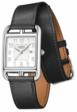 Hermes Cape Cod Quartz Medium GM Ladies watch, model number - 040188ww00, discount price of £1,741.00 from The Watch Source