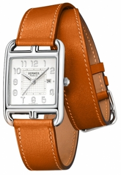 Hermes Cape Cod Quartz Medium GM Ladies watch, model number - 040191ww00, discount price of £1,585.00 from The Watch Source