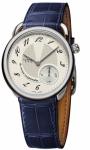 Hermes Arceau Le Temps Suspendu GM 38mm 040275WW00 watch