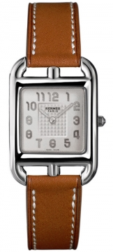 Hermes Cape Cod Quartz Small PM Ladies watch, model number - 040310ww00, discount price of £1,566.00 from The Watch Source