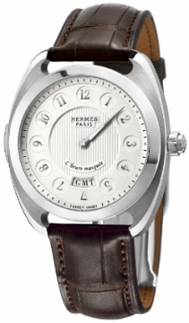 Hermes Dressage L'Heure Masquee GM Mens watch, model number - 040634ww00, discount price of £12,046.00 from The Watch Source