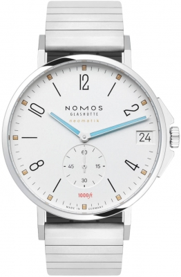 Nomos Glashutte Tangente Sport Neomatik Date 42mm 580 watch