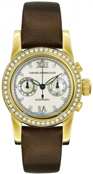 Girard Perregaux Lady Chronograph Ladies watch, model number - 08046b.0.51.11m7, discount price of £15,640.00 from The Watch Source