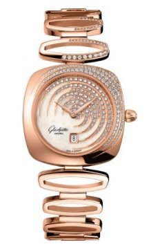 Glashutte Original Pavonina Quartz Ladies watch, model number - 1-03-01-03-15-11, discount price of £22,440.00 from The Watch Source