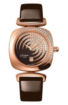 Glashutte Original Pavonina Quartz Ladies watch, model number - 1-03-01-04-15-01, discount price of £13,940.00 from The Watch Source