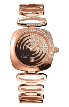 Glashutte Original Pavonina Quartz Ladies watch, model number - 1-03-01-04-15-11, discount price of £22,440.00 from The Watch Source