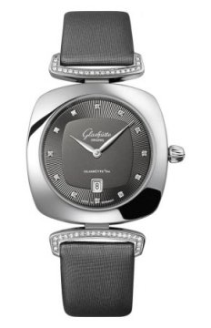 Glashutte Original Pavonina Quartz Ladies watch, model number - 1-03-01-06-12-02, discount price of £4,131.00 from The Watch Source
