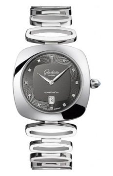 Glashutte Original Pavonina Quartz Ladies watch, model number - 1-03-01-06-12-14, discount price of £4,590.00 from The Watch Source