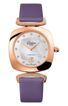 Glashutte Original Pavonina Quartz Ladies watch, model number - 1-03-01-08-05-02, discount price of £8,440.00 from The Watch Source