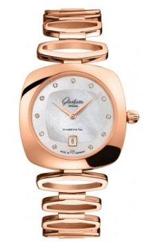 Glashutte Original Pavonina Quartz Ladies watch, model number - 1-03-01-08-05-14, discount price of £15,555.00 from The Watch Source